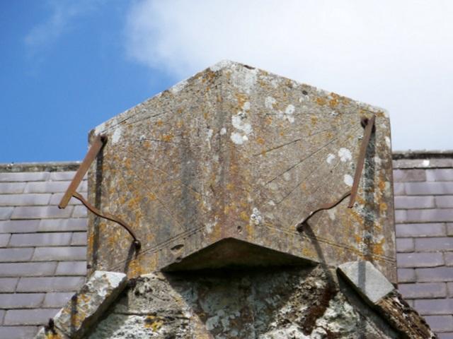 Sundial, St Mary's Church