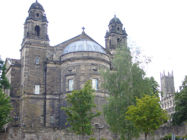 St Cuthbert's and St John's at the West End