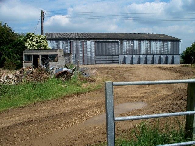 Barn at Fulready Farm