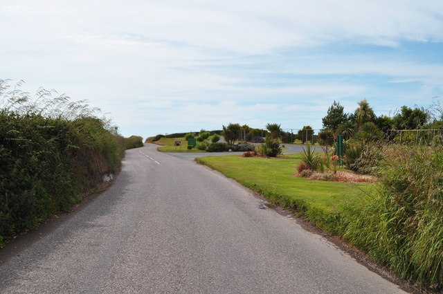 Easewell Farm Holiday Park on Mortehoe Station Road