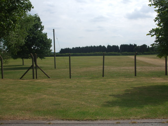 Lincolnshire Showground car park area