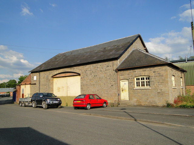 Goods Shed, Kington