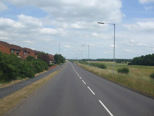 Foxby Lane