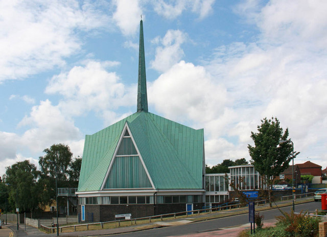 St Andrew, Marylands Drive, Sidcup