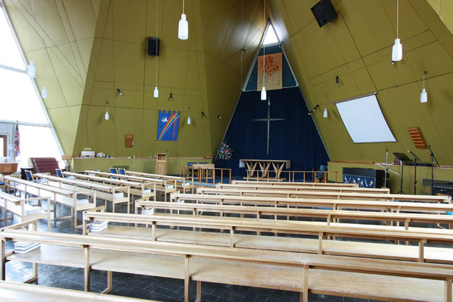 St Andrew, Marylands Drive, Sidcup - Interior