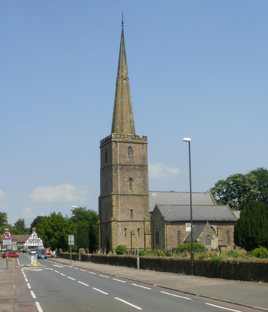 Parish church of St Mary's, Lydney