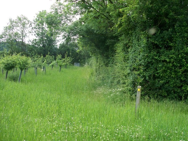 Footpath to the Fosse Way [4]