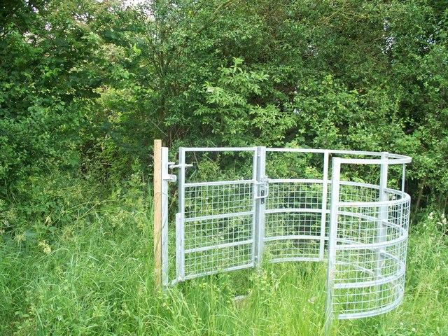 Superfluous gate