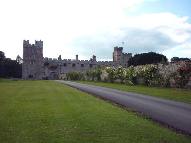 Naworth Castle