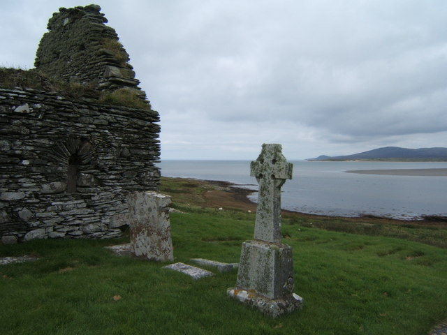 Eastern end of Chapel