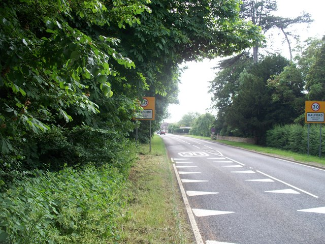 Fosse Way at Halford