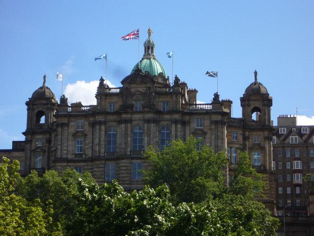 Bank of Scotland, the Mound