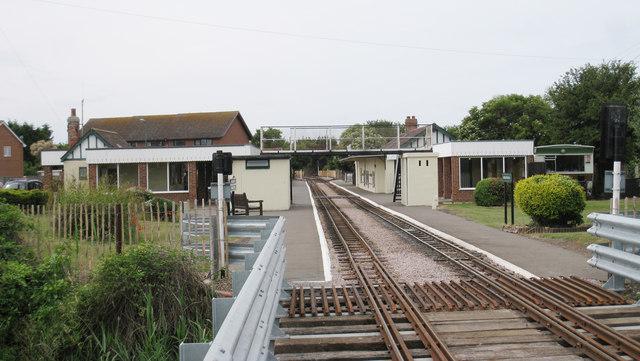 Dymchurch Station