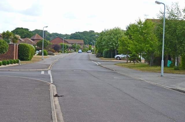 Saffron Drive, Hoburne Estate