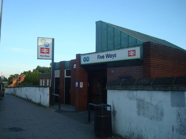 Five Ways railway station