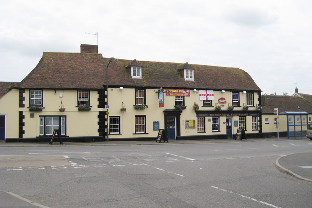 The Ship Hotel, New Romney