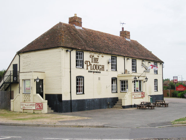 The Plough, New Romney