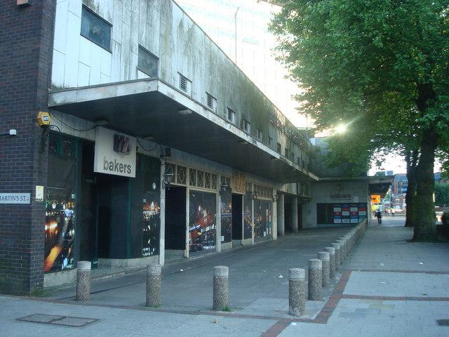 Five Ways shopping centre, Birmingham