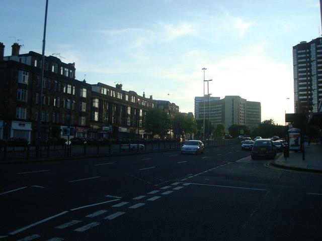 Islington Row, Birmingham