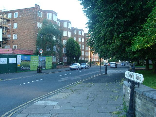 George Road, Birmingham