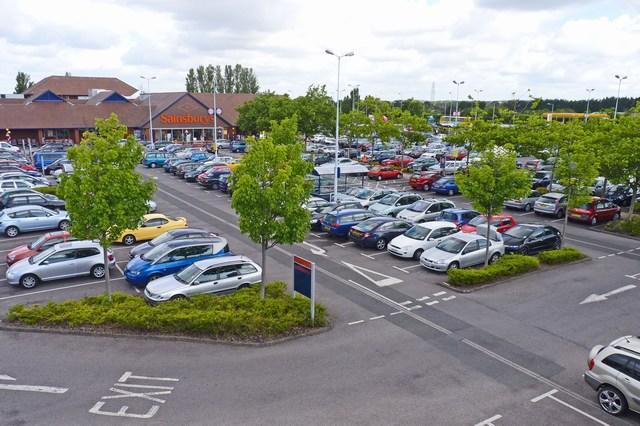 Sainsbury Car Park Charges Ipswich