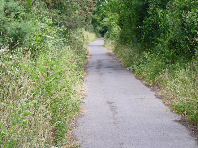 Watery Lane Footpath