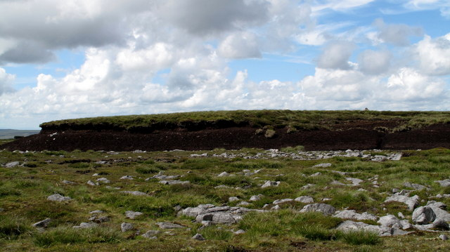Peat Bank - The Summit of Rogan's Seat