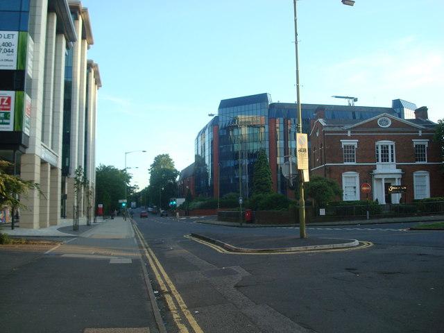 Calthorpe Road, Birmingham