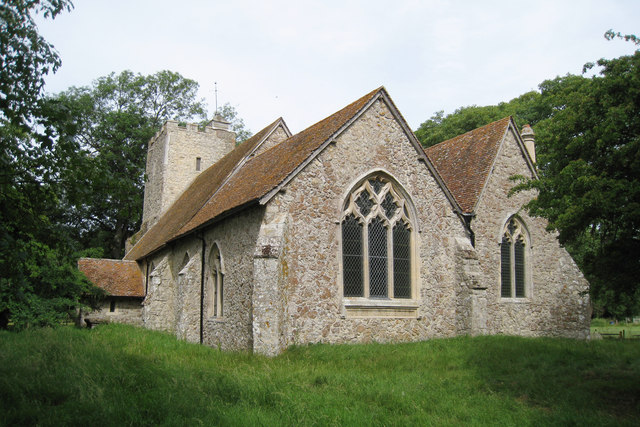Church of St Augustine, Snave, Kent