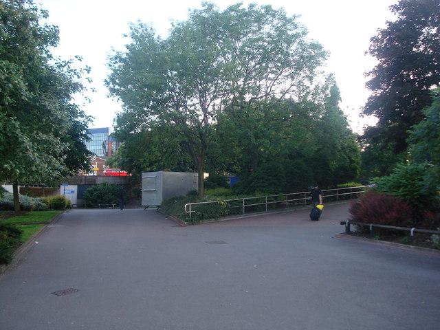 Five Ways roundabout, Birmingham