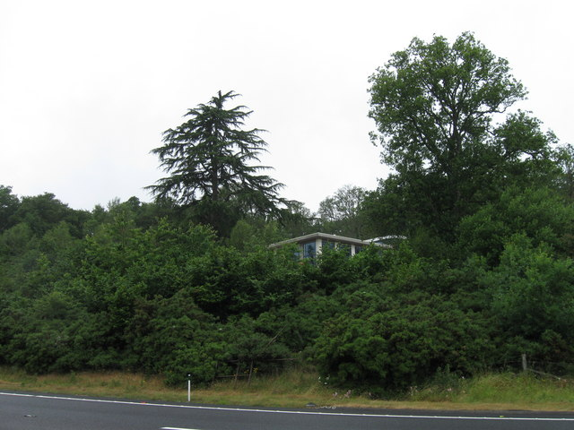 House just off the A34 Newbury By-pass