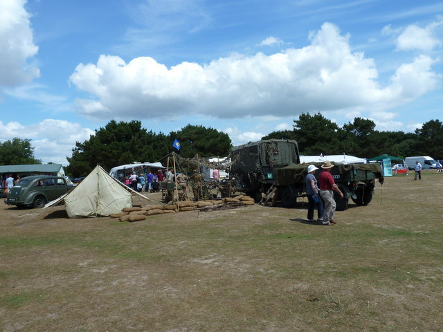 "The New Forest Remembers ""D-Day"" (2)"