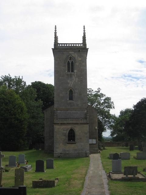 St. Martin's church, Stubton