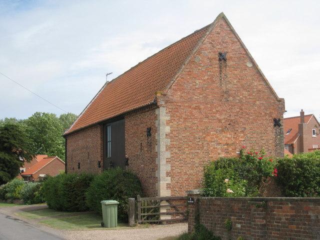 Barn conversion, Stubton