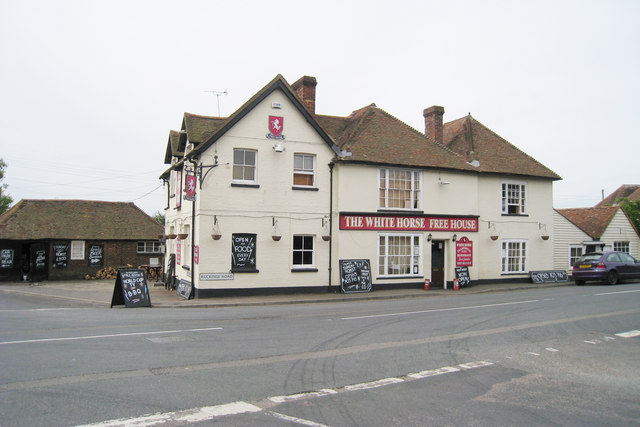 The White Horse, Bilsington