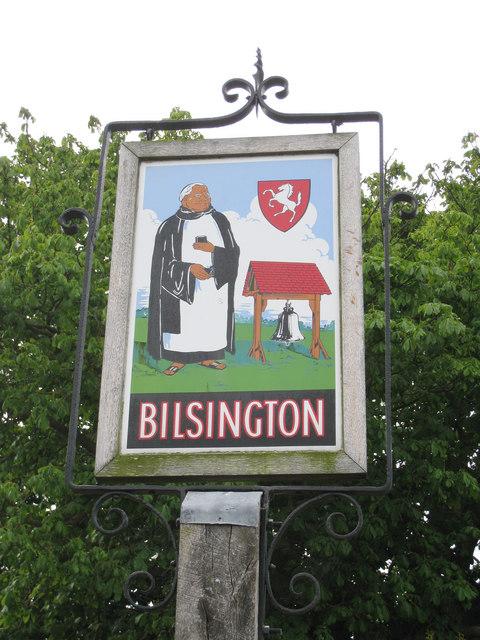 Bilsington Village Sign
