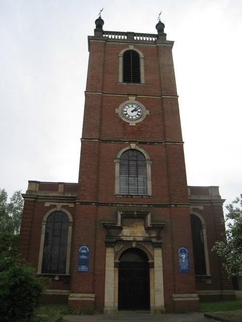 St Giles' church, Lincoln