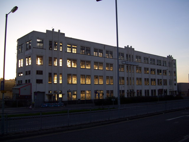Osborn Tools building