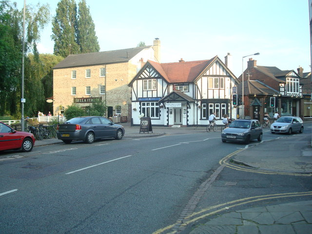 Newnham Road, Cambridge