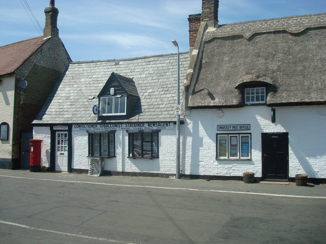 Swavesey Post Office