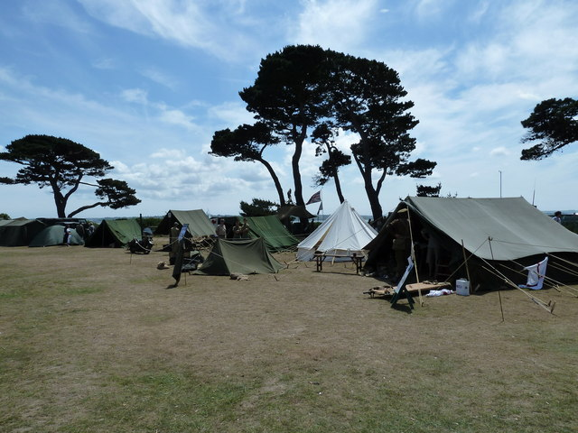 """The New Forest Remembers """"D-Day"""" (6)"""