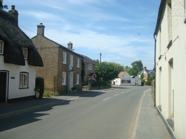 High Street, Swavesey