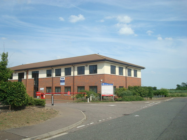 Business park near Swavesey