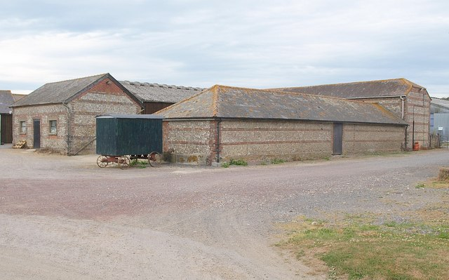 Barns, Shepherd's Corner Farm