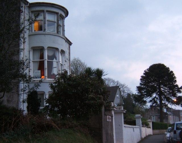 Birthplace of Sir William Macewen