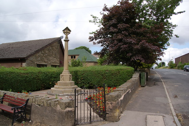 War memorial, Belthorn