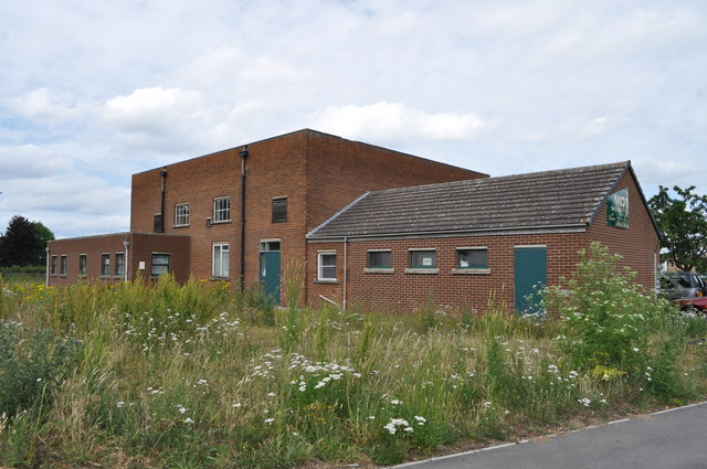 Building on former RAF Finningley