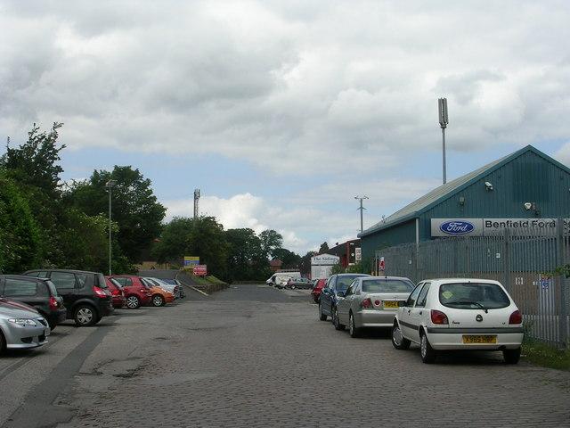 The Sidings - near Guiseley Station