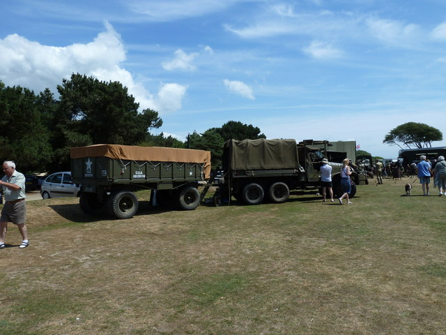 """The New Forest Remembers """"D-Day"""" (11)"""