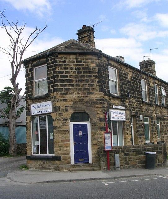 The Full Monty Sandwich Shop - Otley Road